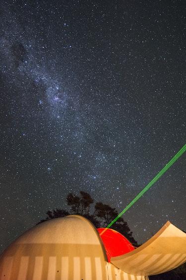 Nz coromandel bed breakfast stargazing observatory solo stays very comfortable