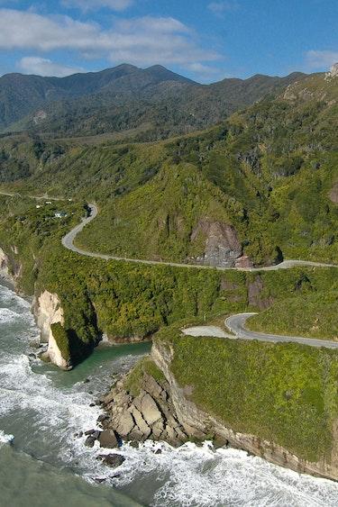 Neuseeland Paparoa Nationalpark
