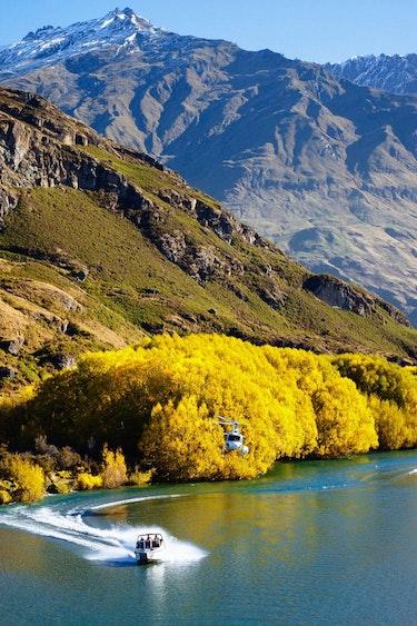 Nz wanaka river journeys 2 solo active