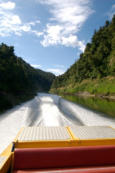 Whanganui river valley nieuw zeeland rondreis