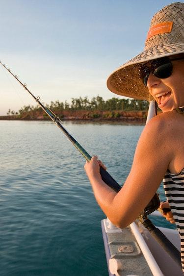 Nz solo anita fishing